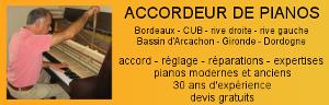Jean-Michel Bloch – Accordeur de pianos